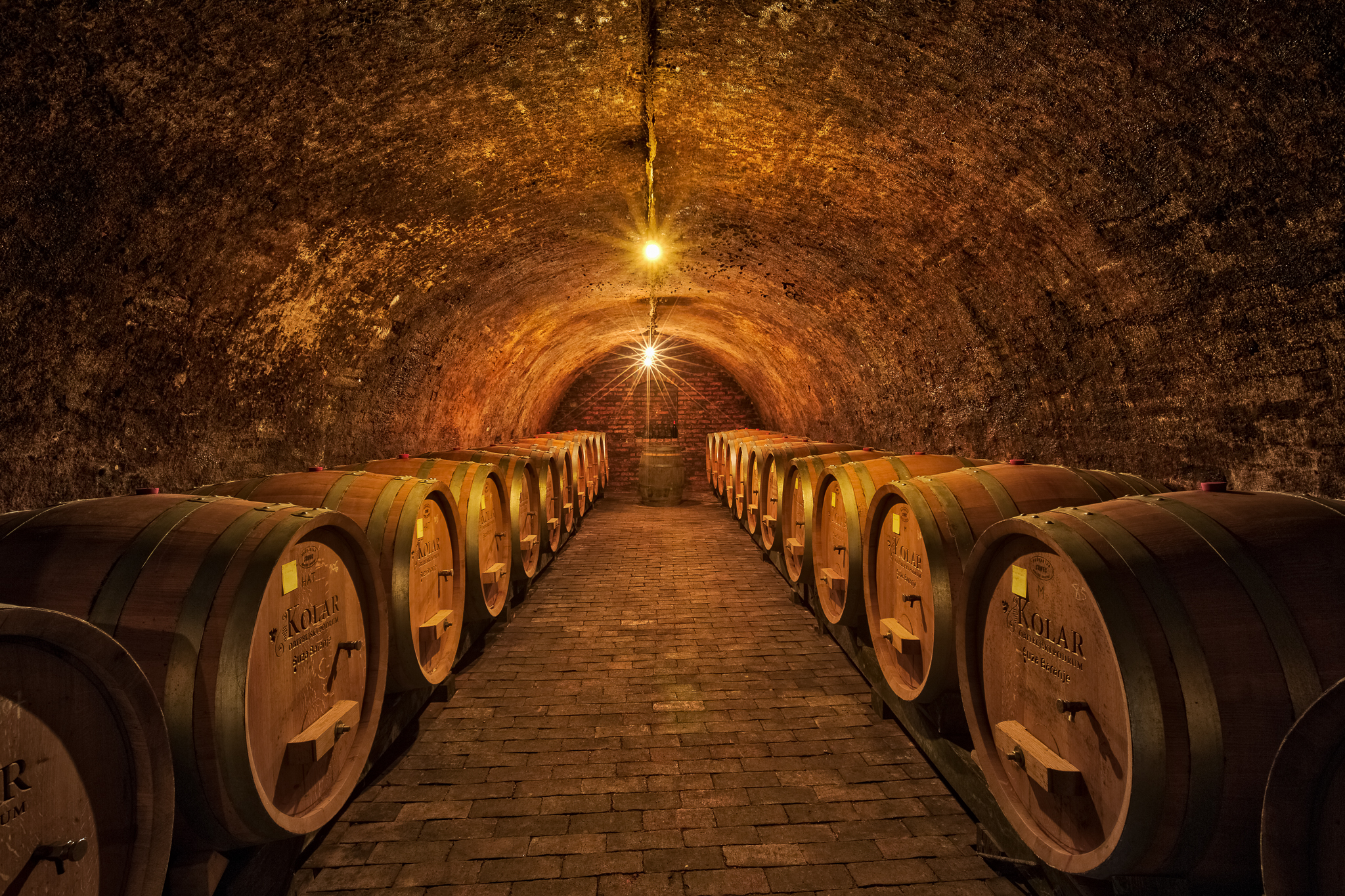 stari vinski podrum kolar baranja